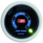 AUTOGAUGE 52 MM LED-VALO SMOKE